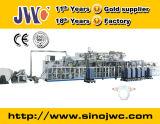 Semi Servo Baby Diaper Machine (JWC-NK400)
