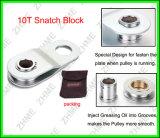 Snatch Block 10 T Double Pulling