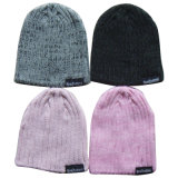 Knitted Winter Warm Acrylic Beanie Hat