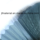 Polyester and Fiberglass Pleated Mesh Pleated Insect Screen Plisse Mosquito Screen