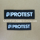Custom High Quality Garment Woven Label (FH-WL-227)