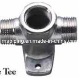 Screw Fittings in Brass for Multilayer Pipes (M-2) Wall Plated Female Tee