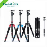Professional Camera Tripod Kit, Colorful Tripod with Monopod
