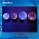 Plasma Ball, Ball Lightning, Electronic Magic Lamp, Electrostatic Induction Ball, Magic Ball, Voice Non-Voice Magic Ball Gift.