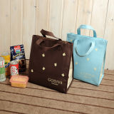 Non Woven Insulated Picnic Cooler Bag for Food