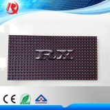 Single Red Semi-Outdoor Advertising Rolling Text Display LED Red Module