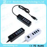 Brick Shape 4 Port USB Hub 3.0 with Switch (ZYF4105)