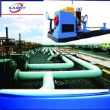 Marine Equipment Aluminum Tube Steel Pipe /Oil Pipeline CNC Plasma Flame Cutting Hole Beveling Machine
