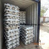 Factory supply pure aluminium ingot 99.7%