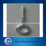 Forged Galvanized Steel Screw Eye Hook Nail