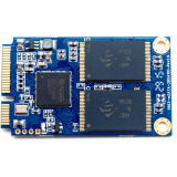 Msata Mini SATA SSD Mini Pcie 4GB SSD 1-Channel MLC Flash for Desktop/Notebook/Laptop/Server