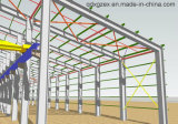 Pre-Engineered Steel Structure Workshop (SSW-14342)