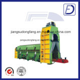 Heavy Waste Iron Scrap Shear and Baler Machine