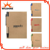 Custom Diary Notebook with Recycled Paper Pen (PNB013)