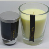 Wholesale Home Decoration Scented Glass Jar Candles
