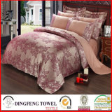 Fashion Poly-Cotton Jacquard Bedding Set Df-C154