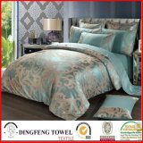 Fashion Poly-Cotton Jacquard Bedding Set Df-C153