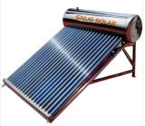 Unpressurized Stainless Steel Vacuum Tube Solar Water Heater Manufacturer