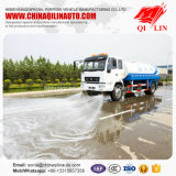 China Famous Brand Water Sprinkling Truck with Water Pump
