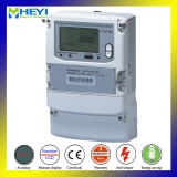 100V Three Phase Electrical Meter Multi-Function 100A Bottom Connection