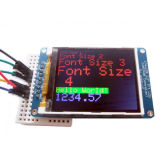 2.2 Inch micro OLED TFT LCD Display with Microsd Card
