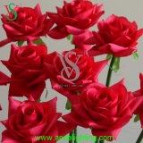 Single Stem Artificial Rose Flower Light