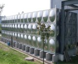 Stainless Steel Water Treatment Pressed Panel Fire Fighting Water Tank