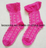 2014 News Styles Women/Ladies Cotton Fafshion Socks