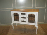 Never Tireless Table Antique Furniture with Drawers