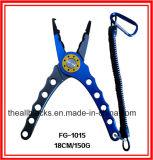 Fishing Tackle/Aluminium Alloy Lure Pliers/Fishing Hook Remover/Fishing Pliers/ Fg-1015/1017/1018/1021