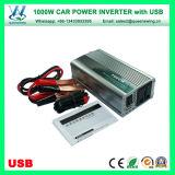 Portable 1000W Car Solar Power Inverter with USB (QW-1000MUSB)