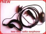 High Quality Two-Way Radio Earphone for TK-2102 Walkie Talkie