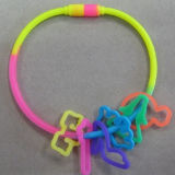 OEM Design Silicone Sports Necklace