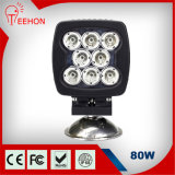 5.5in 6400lm 80W LED Work Light
