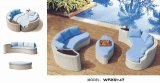PE Rattan Furniture/ Garden Set/ Dining Table (WF2121-08)