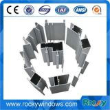 Windows and Doors Powder Coating Customized Extrusions Aluminum Profiles