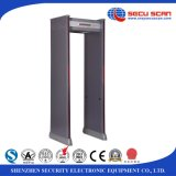 Water Proof Metal Detector Scanners for Entrance Safety Inspection.