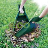 Plastic Garden Tidy Leaf Grabber Collector Scoop