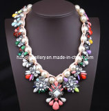 Shourouk Style Fashion Necklace (XJW13087)