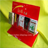 Acrylic Cigarette Display Stand Btr-D3001