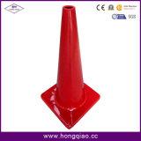 Dark Red PVC Traffic Cones