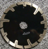 Hot-Pressed Turbo Diamond Saw Blade (HQHOT-06)