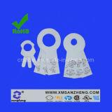 Customized Tyvek Clothing Label (SZ3198)