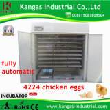 Leading Brand of Automatic Digital Egg Hatching Machine
