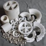 Ceramic Random Tower Packing for Distillation Column