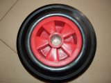 8 Inch Solid Rubber Wheel