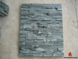 Green Slate Culture Stone for Garden Decoration and Wall Cladding
