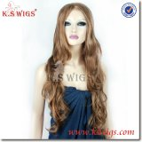 Kanekalon Hair Front Lace Wig Synthetic Hair Wig