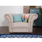 Modern Classic Designer Fabric Sofa for Living Room