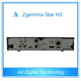 Zgemma-Star Satellite TV IPTV Streaming Server Zgemma-Star H2 DVB-T Tuner Better Than Cloud Ibox 3